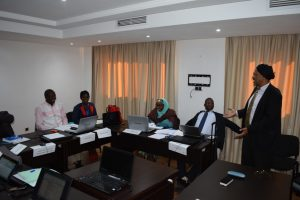 Training in Public Procurement Audit and Control - Classroom