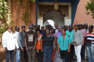 Training in Project Environmental Impact Assessment - Group Visits