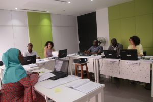 Training in Contract Management and Disbursement Monitoring - Classroom