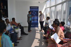 Formation sur les meilleures pratiques en gestion de projet - remise diplôme