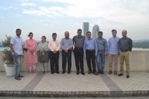 Formation en Suivi-évaluation des projets et programmes - photo de groupe