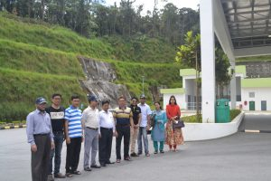 Formation en Suivi-évaluation des projets et programmes - visite