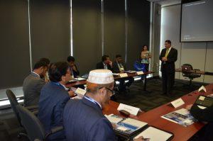 Formation en Planification stratégique et prise de décision - discours PDG de Setym