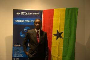 Formation sur la gestion des risques, l'évitement fiscal et l'établissement de politiques commerciales performantes - photo Reindolf Kwame GHARTEY