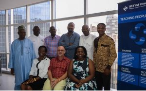 Formation en Suivi-évaluation des projets et programmes - photo officielle
