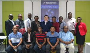 Formation en Passation des marchés : travaux, fournitures et consultants - photo officielle