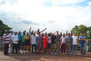 Formation en Passation des marchés : travaux, fournitures et consultants - photo de groupe