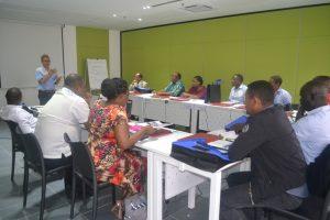 Formation en Passation des marchés : travaux, fournitures et consultants - classe