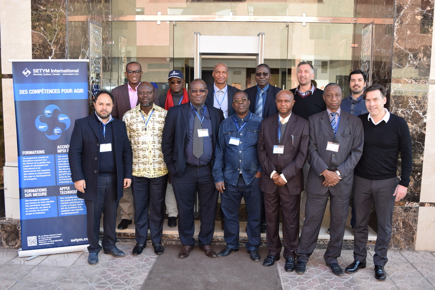 Training in Planning and Delivery of Public-Private Partnerships (PPP) - official picture