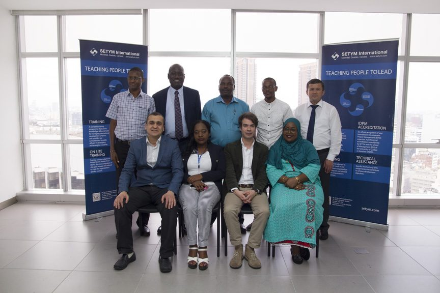 Training in Public Procurement Audit and Control - Group picture
