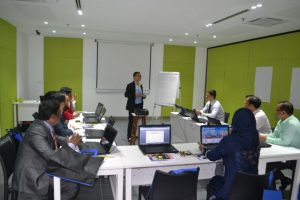 Training on The Essentials of Project Management - Opening Ceremony