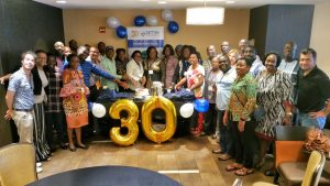 Training in Human Resources Management and Development - Birthday