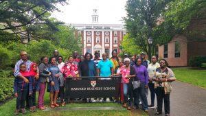 Formation en Management et développement des ressources humaines - Visite de l'université d'Harvard