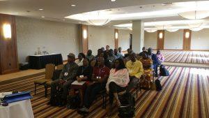 Formation en Management et développement des ressources humaines - Cérémonie