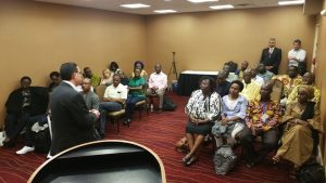 Formation en Management et développement des ressources humaines - Cérémonie d'ouverture