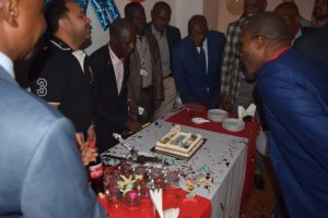 Training in Sustainable Change Management in the Public Sector - Birthday