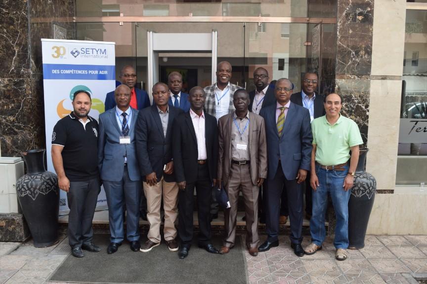 Formation sur la Modernisation de l'administration et gestion du changement - Photo Officielle