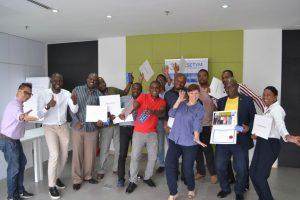 Formation en Planification opérationnelle et contrôle de projet et de programme - Photo de groupe