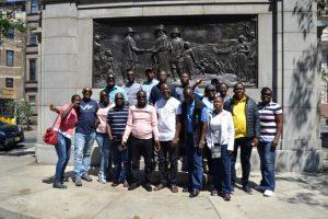 Formation en Leadership, rôles et responsabilités du gestionnaire - Photo de groupe
