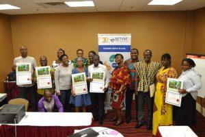 Formation en Leadership, rôles et responsabilités du gestionnaire - Remise des Certificats