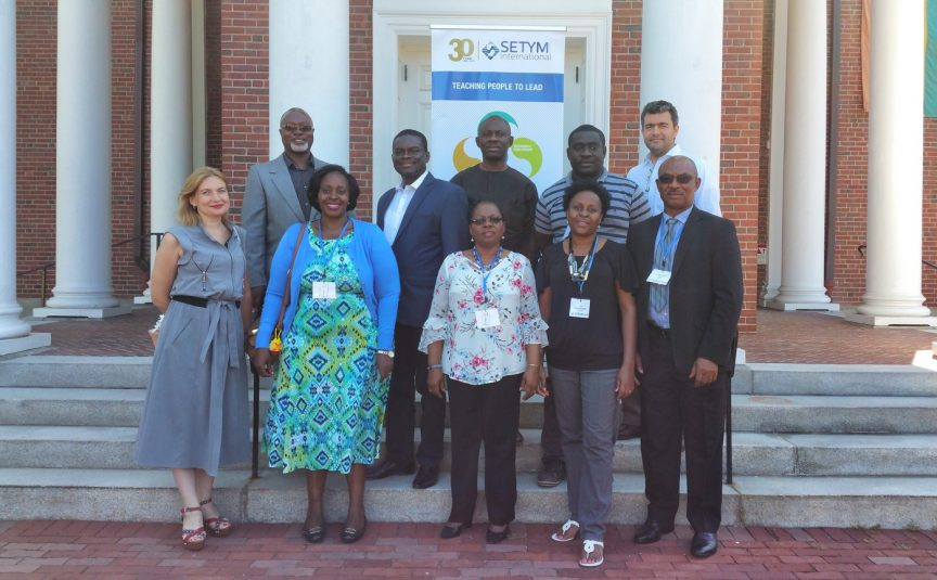 Training in Monitoring and Evaluation for Results - Official Picture