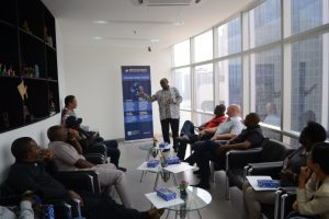Training in Project Identification, Preparation, Budgeting and Cost Control - Speech