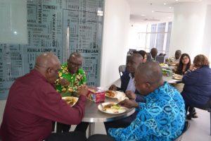 Formation sur PEFA : cadre de référence en gestion des finances publiques - Lunch