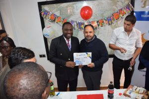 Training on Human Resources Management and Development - Certificate