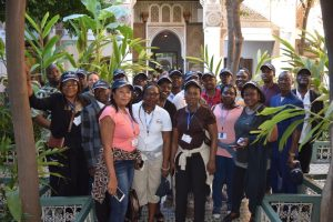 Training on Human Resources Management and Development - Group Visits