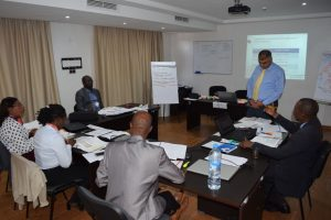 Training on Human Resources Management and Development - Classroom Interaction