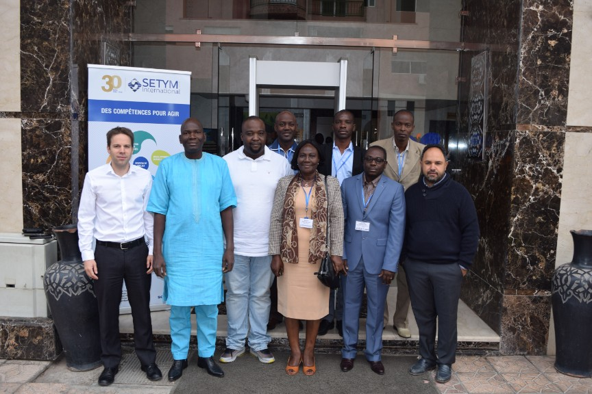 Formation en Management des partenariats public-privé (PPP) - Photo officielle