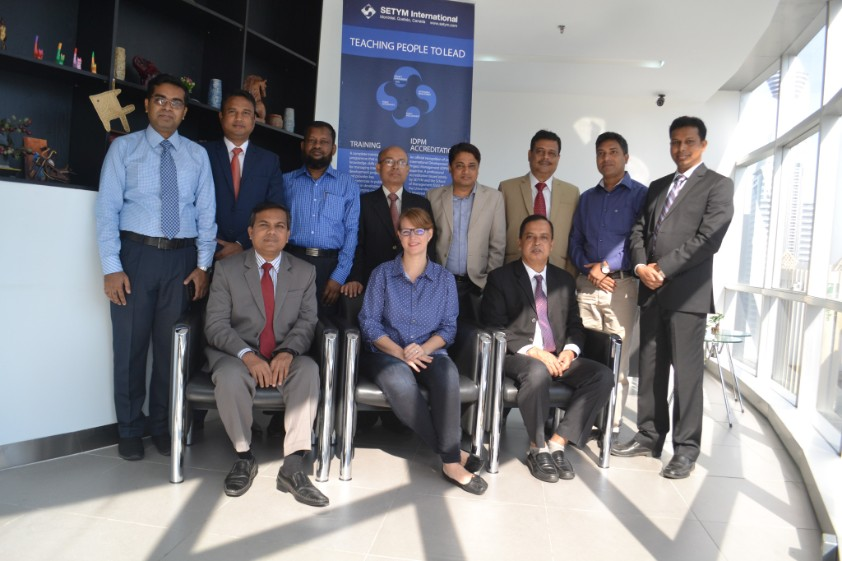 Training Seminar on The Essential of Project Management - Official Picture