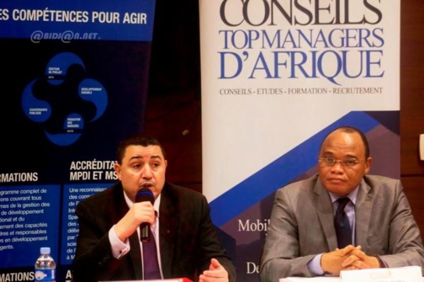 Accord de partenariat SETYM et CTMA en Côte d'Ivoire - Discours