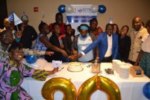 Training in Public Financial Management - SETYM Anniversary