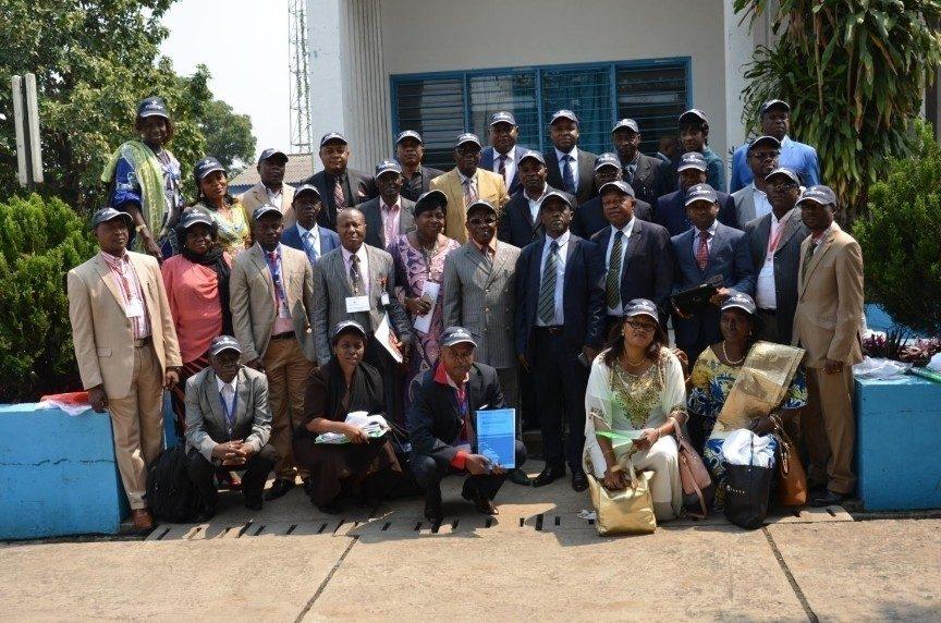 Atelier d'harmonisation des normes, processus et outils spécifiques applicables à la REGIDESO en matière de droit de travail et de gestion des ressources humaines - Photo Officielle