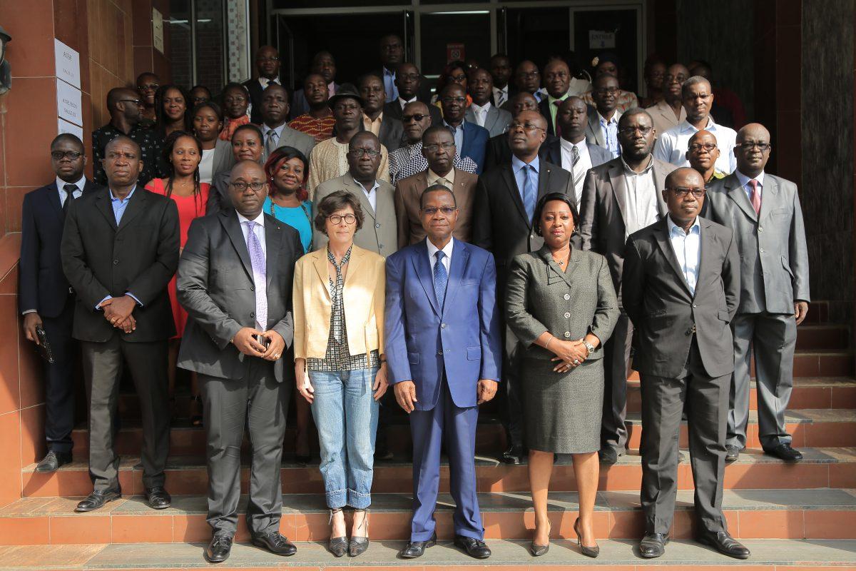 Formation en Gouvernance environnementale et sociale du secteur minier - Photo Officielle