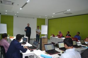 Training Seminar in Monitoring and Evaluation for Results - First day