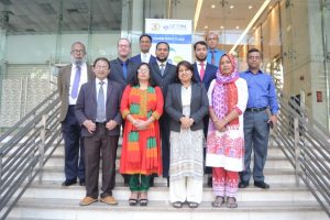 Training Seminar in Monitoring and Evaluation for Results - Official Picture