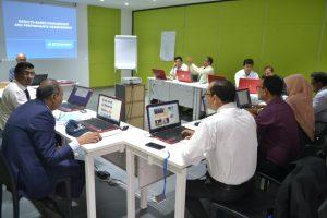 Formation en Gestion axée sur les résultats (GAR) et mesure de la performance - En classe
