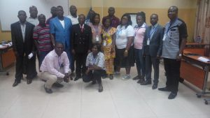 Training in Human Resources Management - Official Picture