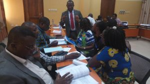 Training in Human Resources Management - Classroom Discussions