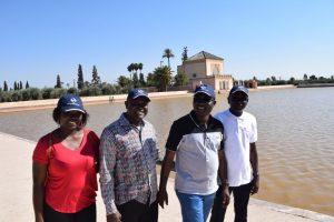 Formation sur La modernisation de l'administration et gestion du changement - Sortie touristique