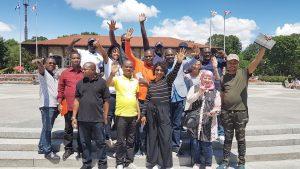 Activité de groupe pendant la formation sur la Préparation à l'accréditation MPDI - Manager de projet de développement international