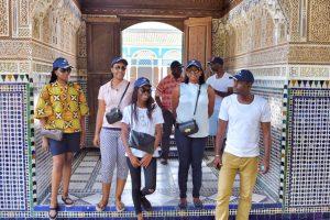 Visite touristique pendant la formation sur les nouvelles dispositions du système comptable OHADA révisé