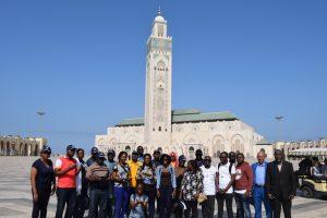Visite touristique pendant la formation de Perfectionnement pour adjoint(e) administratif(tive) et assistant(e) à la direction
