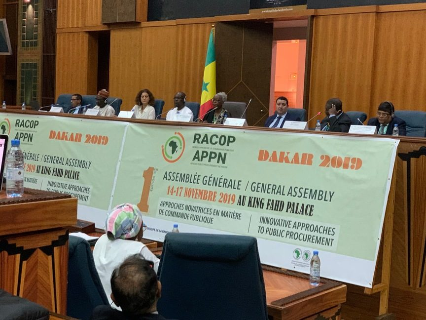 SETYM International at the first General Assembly of the APPN in Dakar