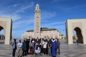 Visite touristique pendant la formation en Audit de projet et implantation du contrôle interne