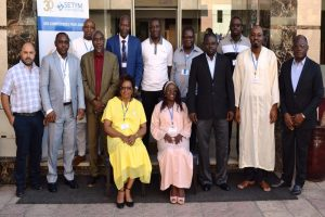 Official photo of the Training Seminar in Projects and Programmes Completion Processes