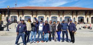 Visite touristique pendant la formation en Budgétisation axée sur la performance