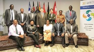 Official photo of the Training Seminar on Procurement of Goods and Services : Best Practices